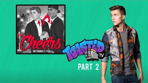Ian Thomas Toasted TV (PART 2)