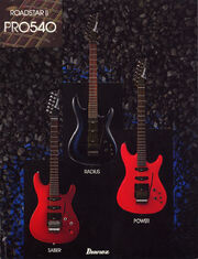 1987 Pro540 catalog p1