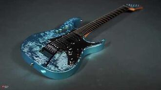 Ibanez Jem90 Ham Anniversary by Absolute Music Live!