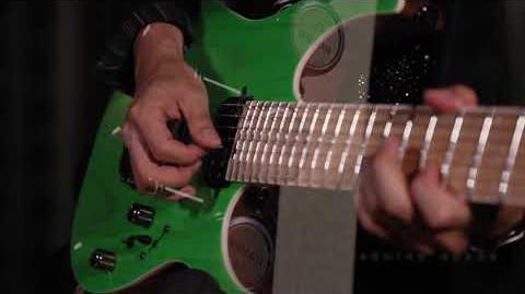 Ibanez Prestige RG5000s Electric Guitar featuring Hidehisa Sasaki