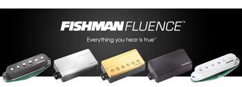 Fishman Fluence logo