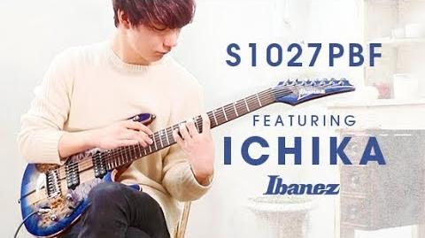 Ibanez Premium - S1027PBF featuring ichika