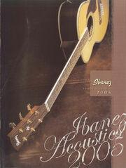 2005 Japan acoustics front-cover