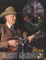 1976 Artist Mandolins front-cover