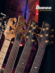 2012 World bass catalog front-cover