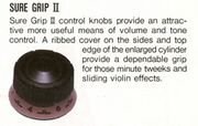 Sure Grip II knob