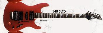 1990 540SLTD LR