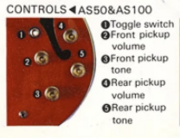 Controls 2V2T3 1982-AS50-AS100