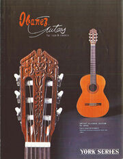 1975 York Series acoustic front-cover