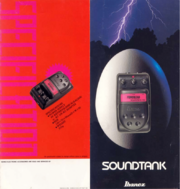 1989 Soundtank catalog front-back cover