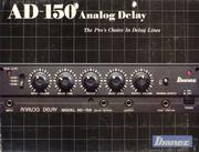 1978 Analog Delay AD-150 front