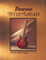 1979 Ibanez electric guitar Aug front-cover
