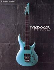 1987 Maxxas catalog p1