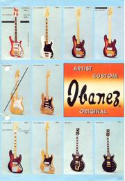 1976 Electric guitar catalog - German p220