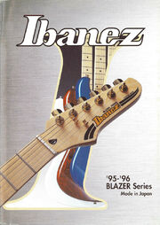 1995 Blazer series cover
