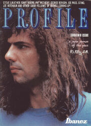 1983 April Profile front-cover