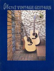 1976 Vintage Acoustic front-cover