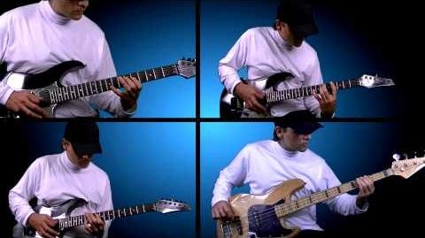 Cool Delay Guitar Effect Trick in Jazz Rock Musical Context