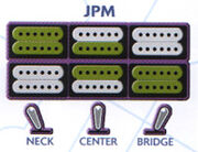 JPM pickup switching diagram