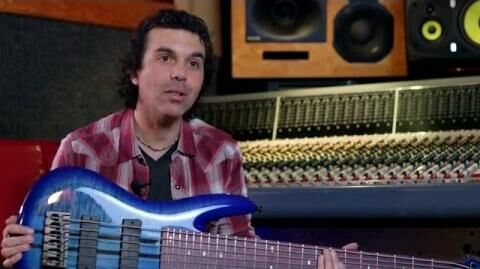 6 Minutes With Adam Nitti and his Ibanez Signature Basses