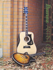 1976 Artist Guitars front-cover
