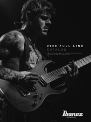 2020 Full Line catalog for Asia-NA front-cover