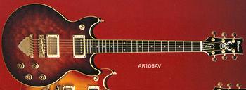 1982 AR105 AV