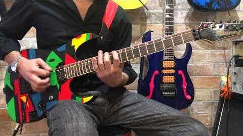 "John Petrucci's GUITAR SOLO ""Learning to Live"" (Dream Theater) by Giuseppe Irrera"