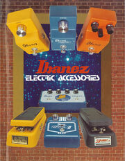 1976 Electric Accessories front-cover