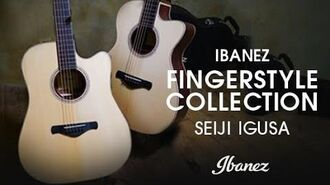 Ibanez Fingerstyle Collection - ACFS580CE featuring Seiji Igusa