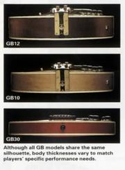 GB10 GB30 GB12 size-comparison