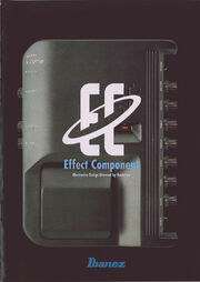 1994 Japan Effect Components front-cover