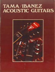1978 TAMA Ibanez Acoustic front-cover