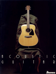 1989 Acoustic guitars front-cover