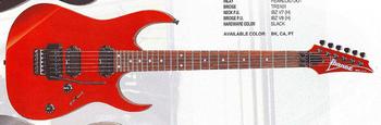 1997 RG320B CA