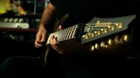 Jake Bowen of Periphery on his Ibanez JBM100 Signature Model