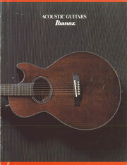 1986 Acoustic guitars front-cover