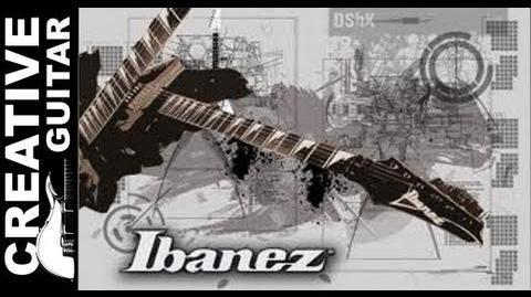 Ibanez Guitars (Full HD 1080p)