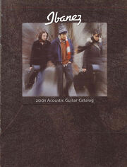 2001 USA acoustics front-cover