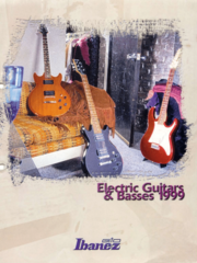 1999 GIO catalog front-cover