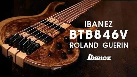 Ibanez Bass BTB846V Volo featuring Roland Guerin
