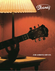 2007 Acoustics catalog for USA front-cover