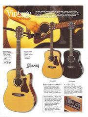 1999 USA acoustics leaflet p1