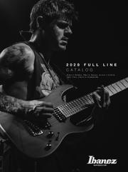 2020 Full Line catalog for EU front-cover