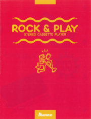 1993 Rock&Play flyer front-cover