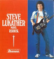 1983 Steve Lukather front-cover
