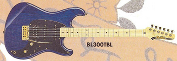 1995 BL300 TBL