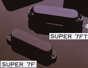 Super7F-Super7FT pickups