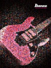 2012 EU elec guitar catalog front-cover