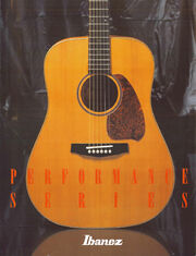 1986 Performance series front-cover